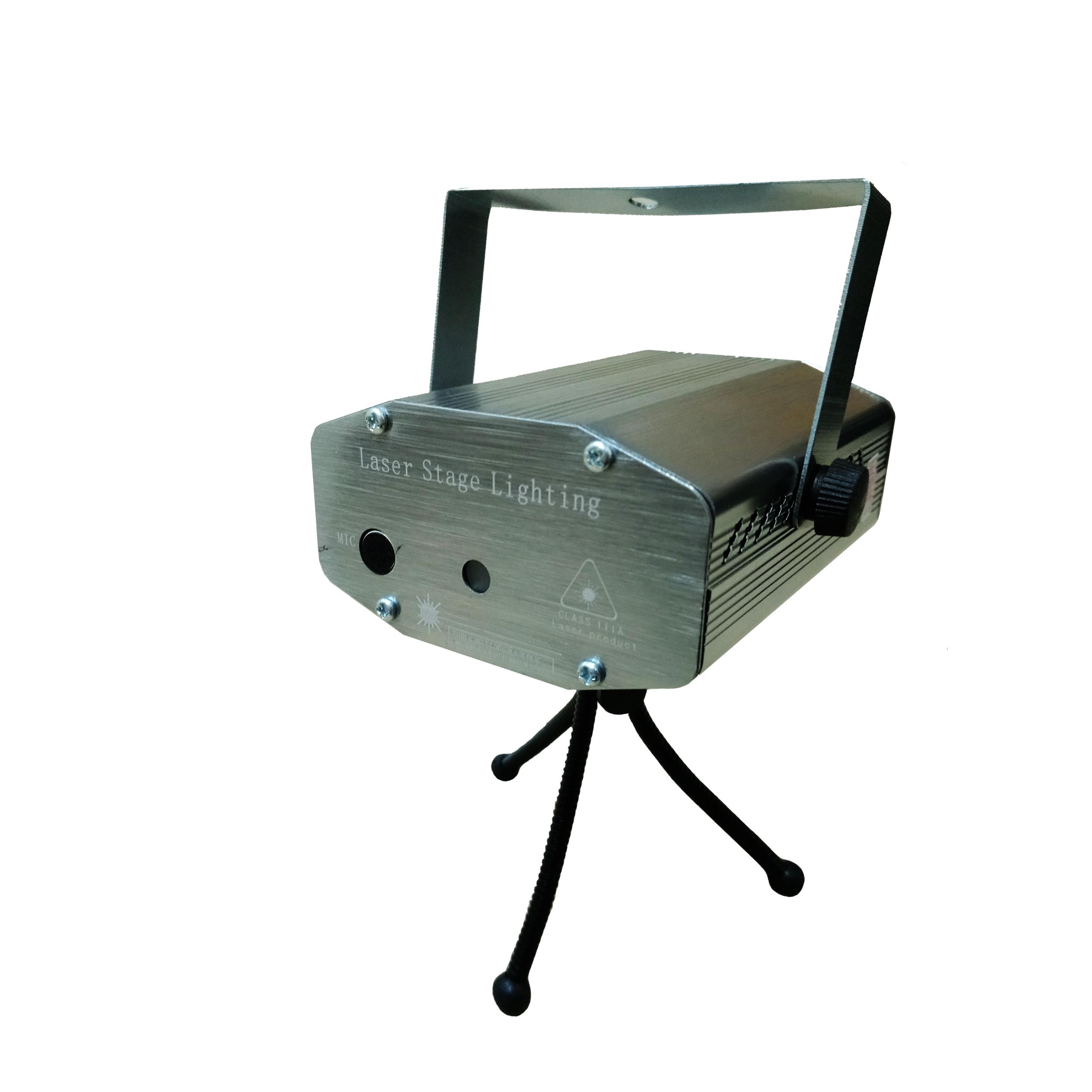 خرید                                     رقص نور لیزری مدل KP-230