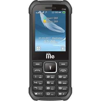 گوشی موبایل زوم می مدل c58 دو سیمکارت