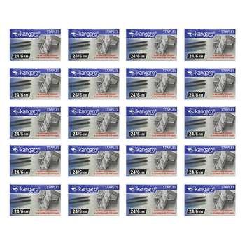سوزن منگنه کانگرو کد9 سایز 24/6 بسته 20 عددی
