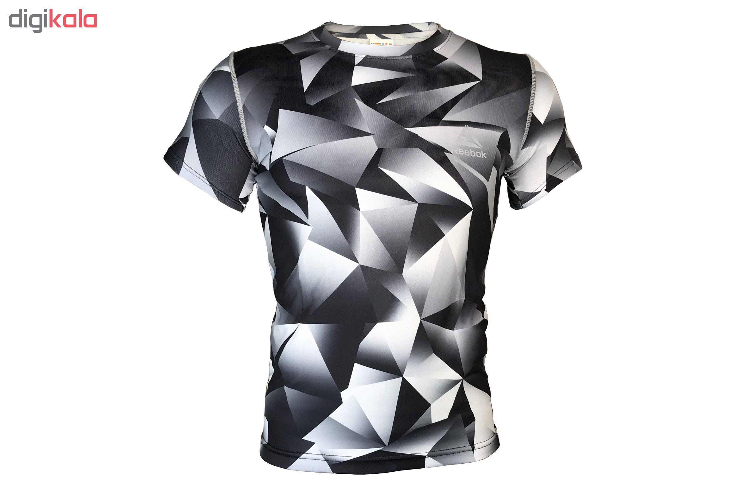 تی شرت ورزشی مردانه مدل RB-LG114