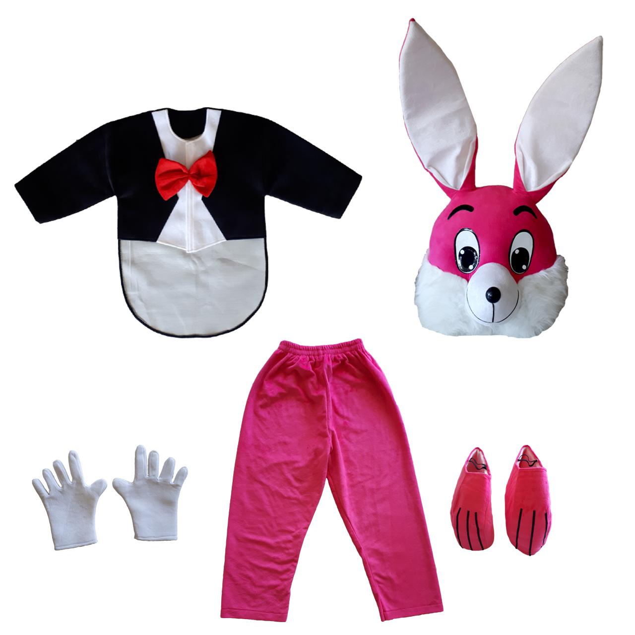 تن پوش طرح خرگوش