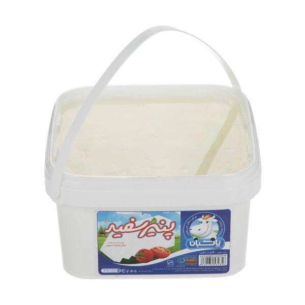 پنیر سفید پاکبان وزن 2 کیلوگرم