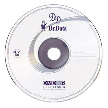 دی وی دی  خام  دکتر.دیتا  کد 9805 بسته 2 عددی