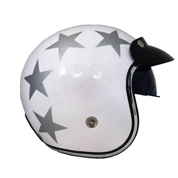 کلاه کاسکت ردلاین مدل 936-STARWHT