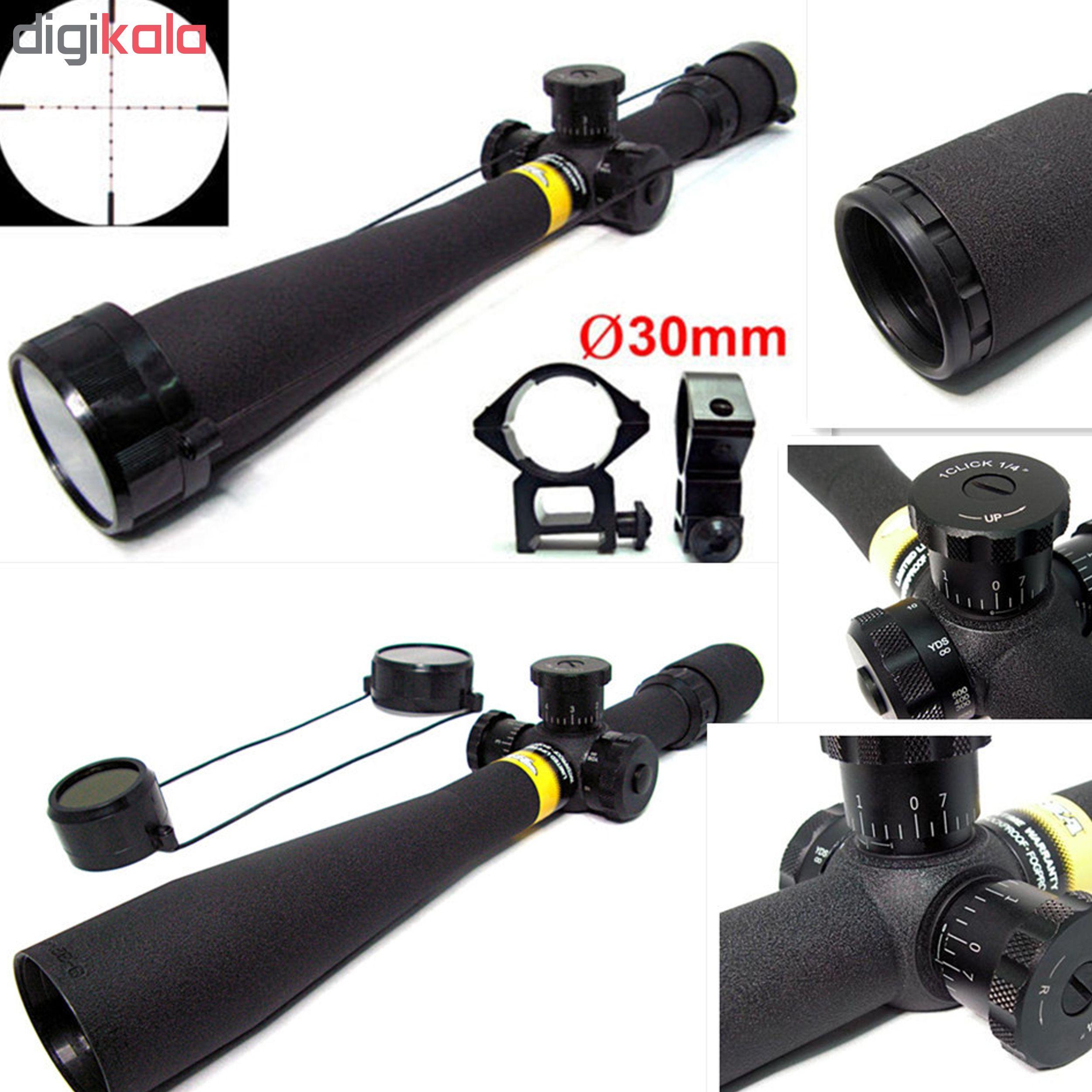 دوربین تفنگ بی اس آ مدل 44×32-8  Sweet22