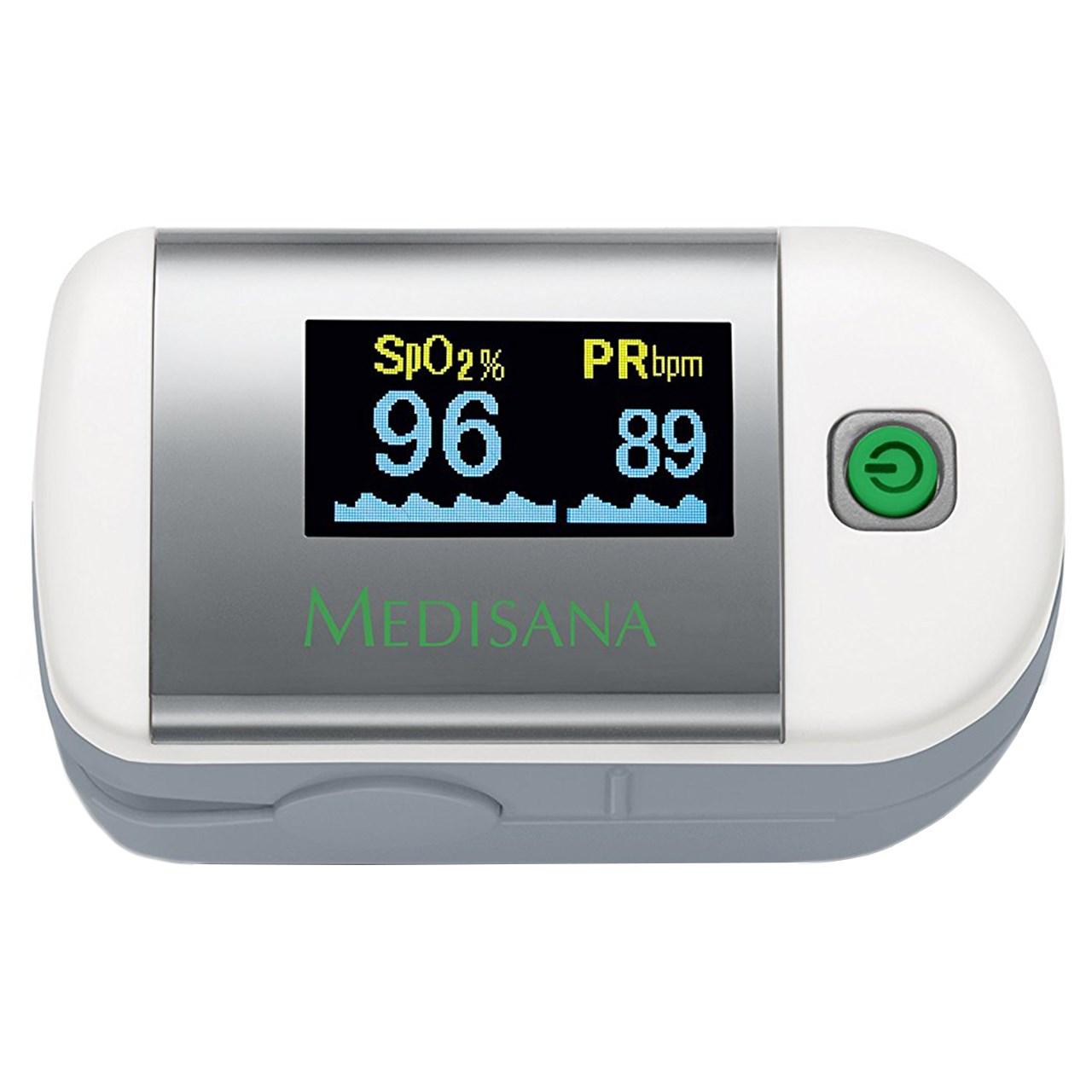 ضربان سنج مدیسانا مدل PM100 | Medisana PM100 Pulse Oximeter