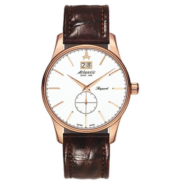 ساعت مچی عقربه ای مردانه آتلانتیک مدل AC-56350.44.21