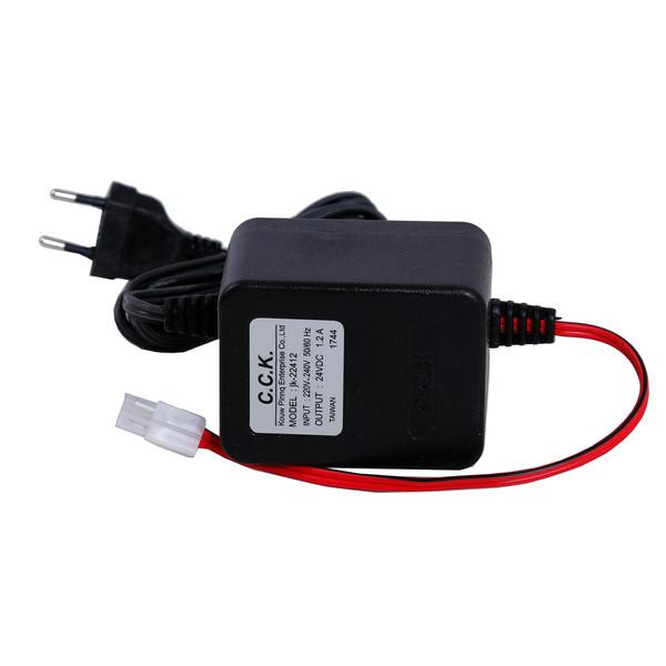 آداپتور دستگاه تصفیه کننده آب خانگی سی سی کا مدل 27E