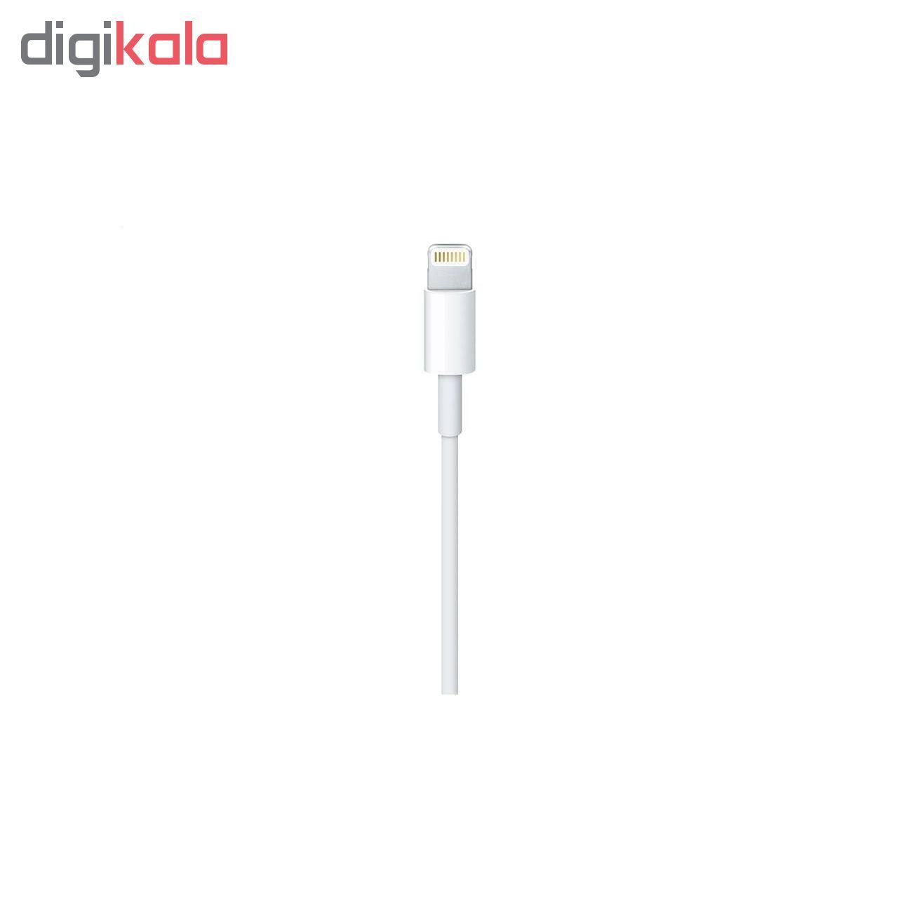 کابل تبدیل USB به لایتنینگ مدل MQUE طول 1 متر main 1 1