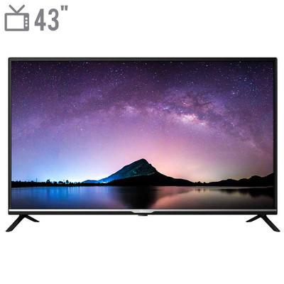 تصویر تلویزیون ال ای دی جی پلاس مدل 43JH512N سایز 43 اینچ