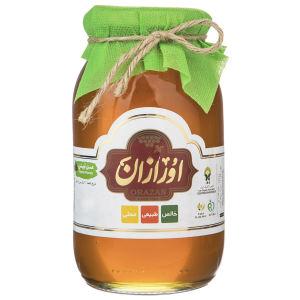 عسل آویشن ارگانیک اورازان مقدار 960 گرم