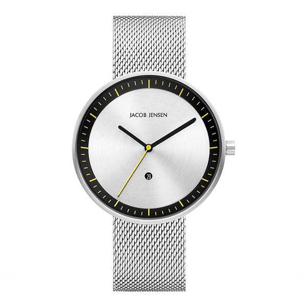 کد تخفیف                                      ساعت مچی عقربه ای مردانه جیکوب جنسن مدل277