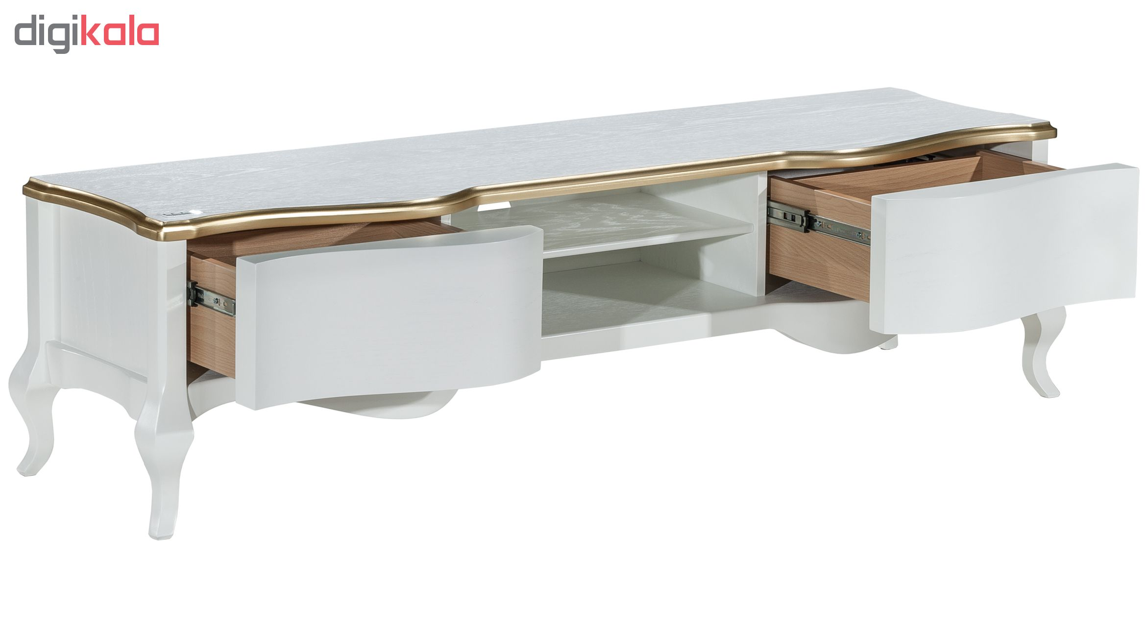 میز تلویزیون آیلکس مدل LIONA-WG-160