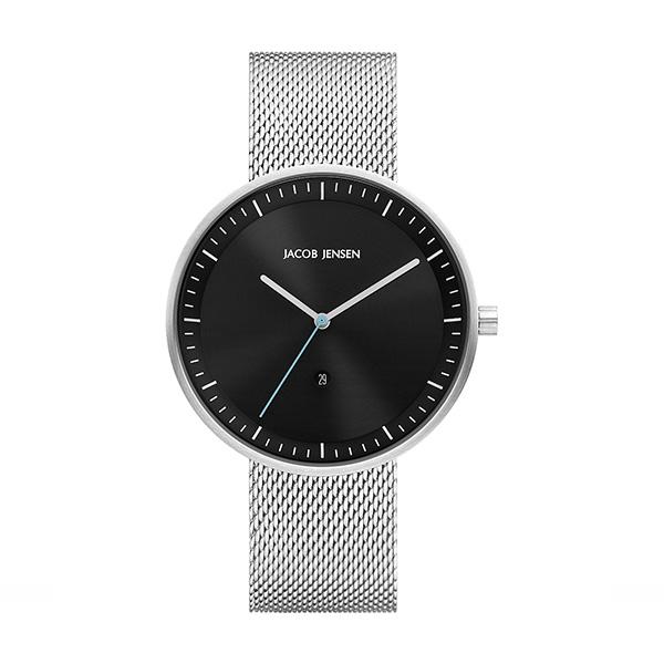کد تخفیف                                      ساعت مچی عقربه ای مردانه جیکوب جنسن مدل Strata 278