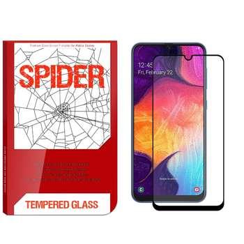 محافظ صفحه نمایش اسپایدر مدل S-FG002 مناسب برای گوشی موبایل سامسونگ Galaxy A50