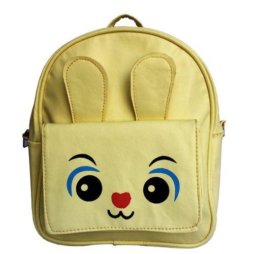 کوله پشتی دخترانه طرح خرگوش مدل Lux-004