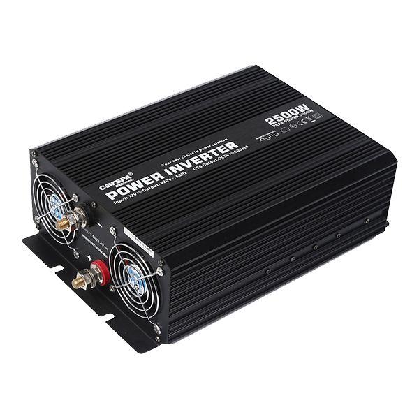 مبدل برق خودرو کارسپا مدل 2.5KU-24