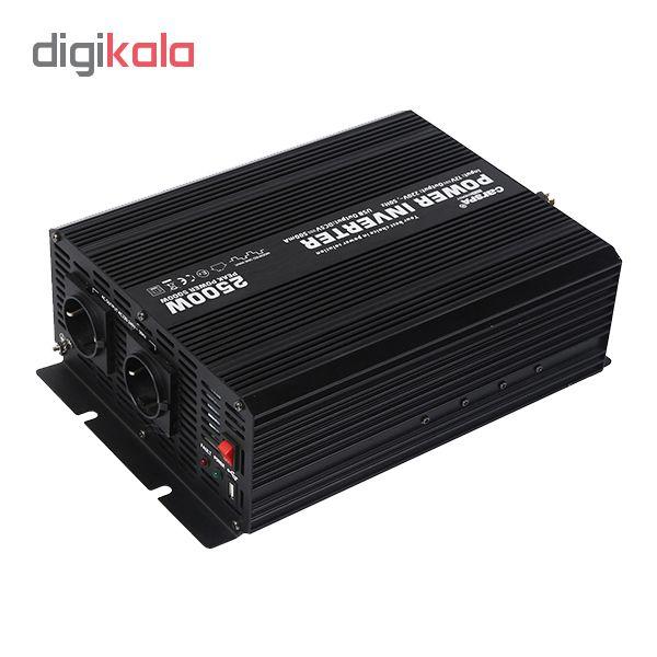 مبدل برق خودرو کارسپا مدل 2.5KU-24 main 1 1