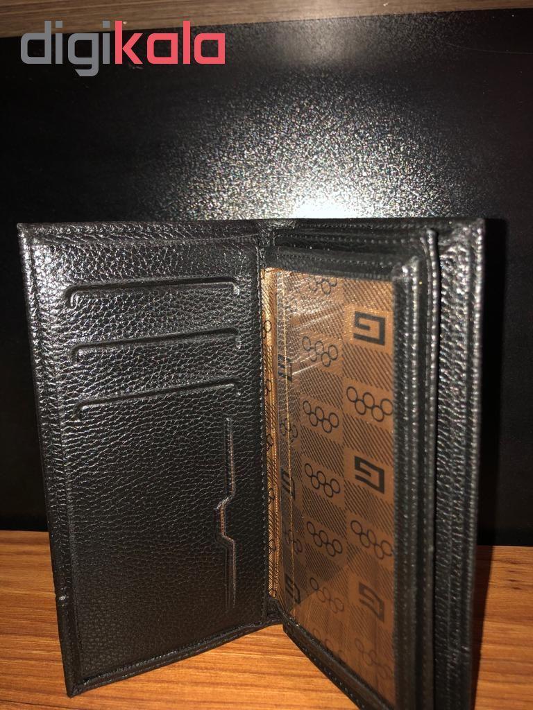کیف پول مردانه کد pkf1 main 1 11