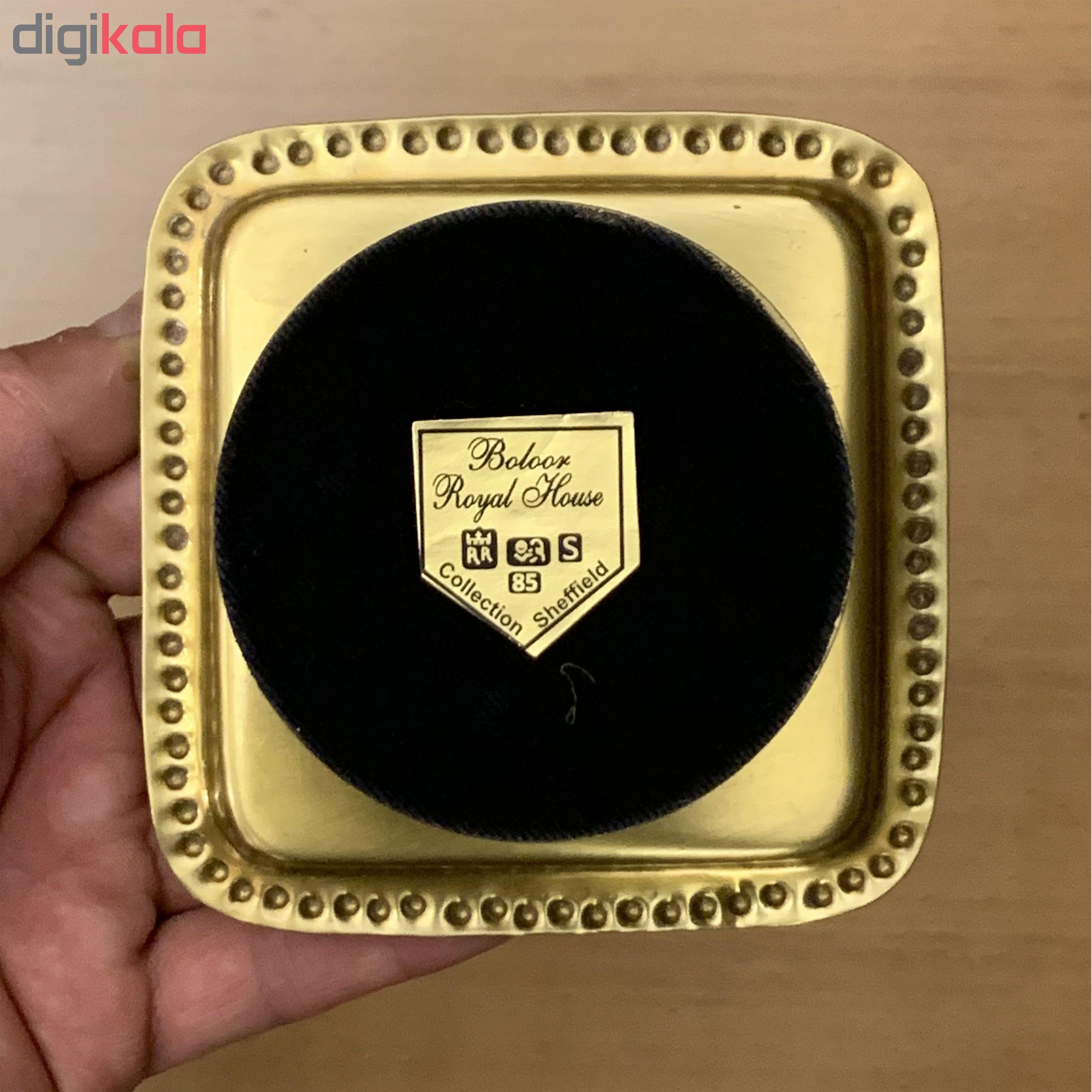 شکلات خوری بلور رویال هوس کد 60816