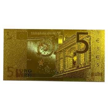 اسکناس تزیینی طرح 5 یورو