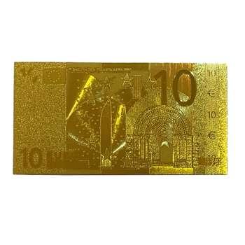 اسکناس تزیینی طرح 10 یورو