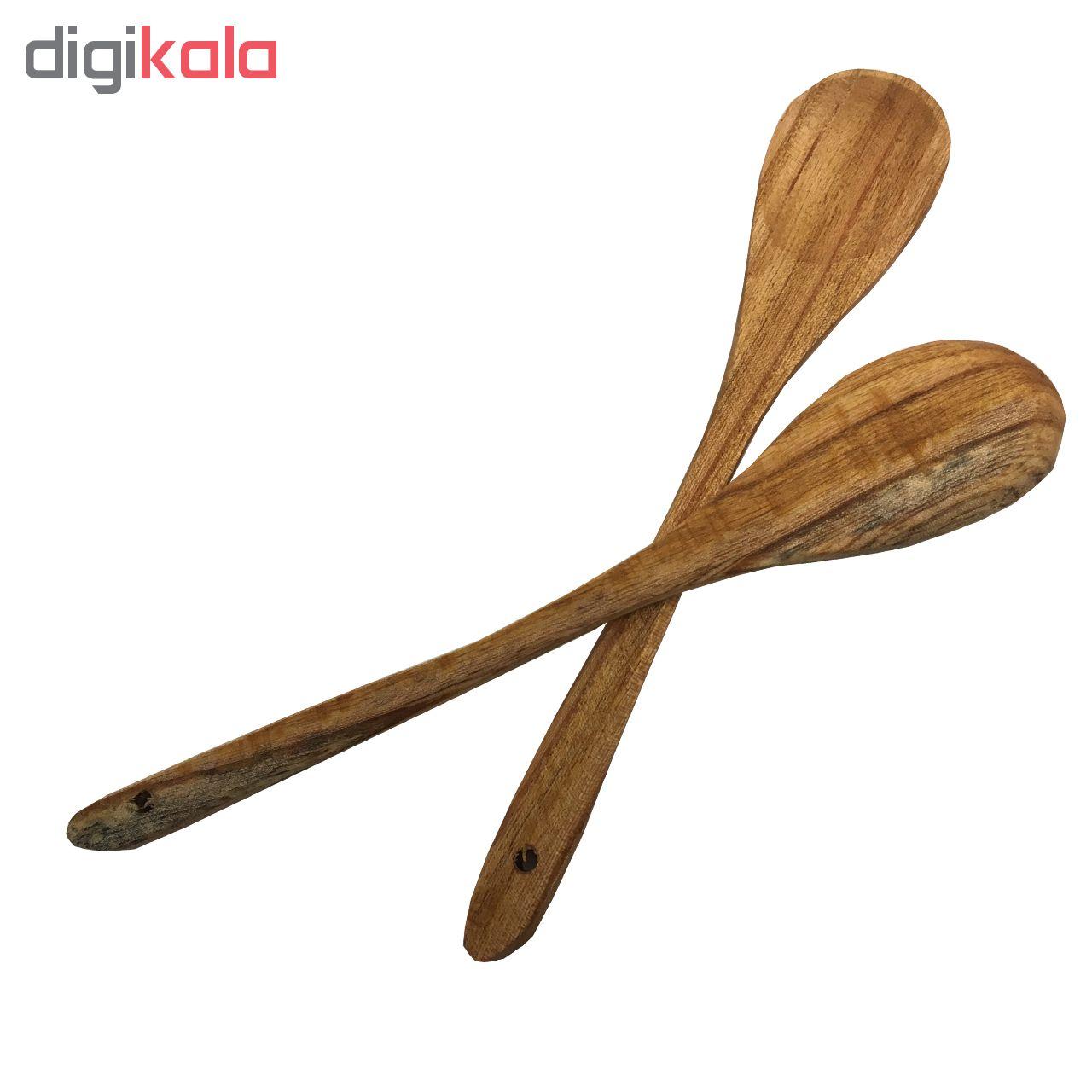 قاشق آشپزی مدل SIKA