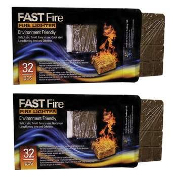 آتش زنه فست فایر مدل p2 مجموعه 2 عددی