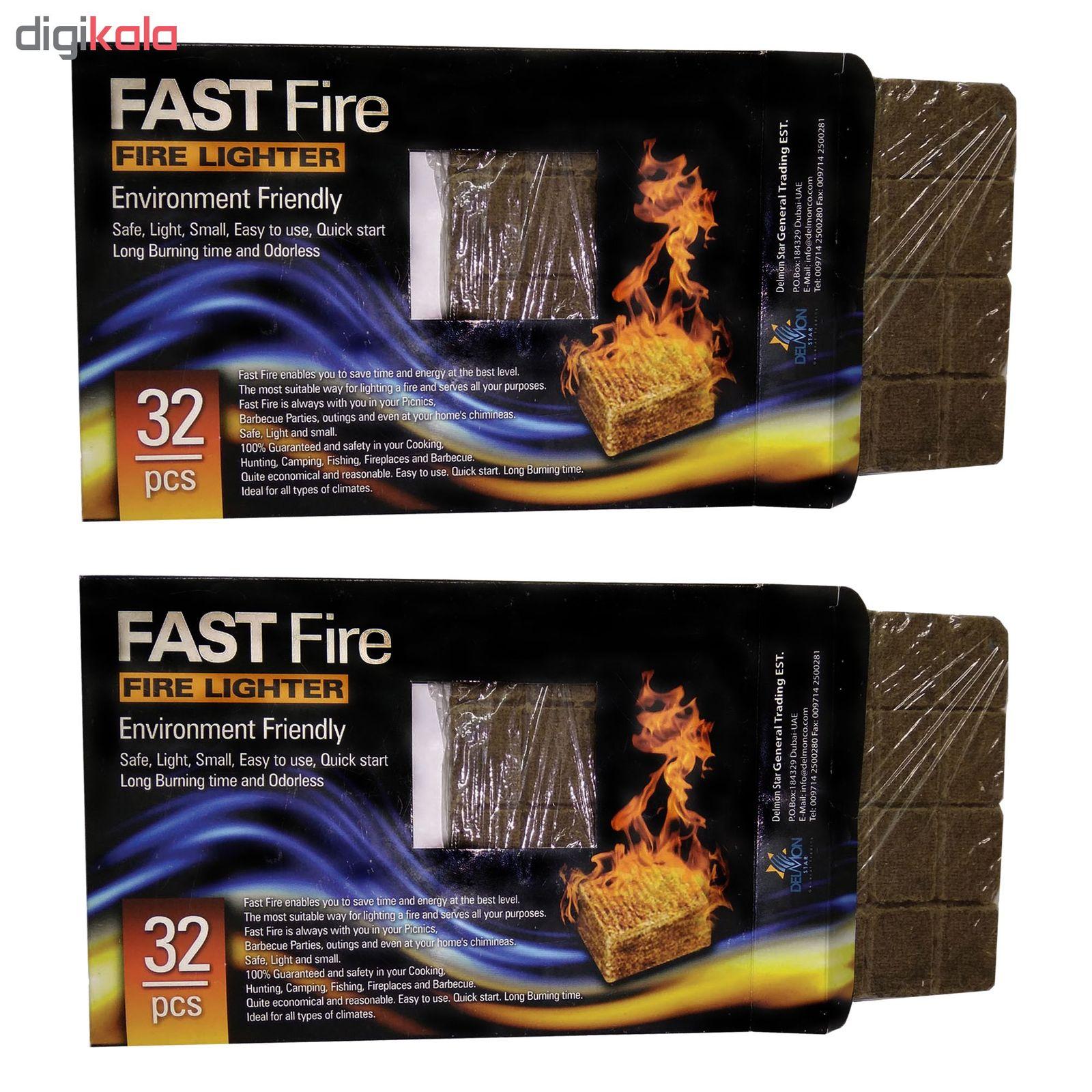 آتش زنه فست فایر مدل p2 مجموعه 2 عددی main 1 1