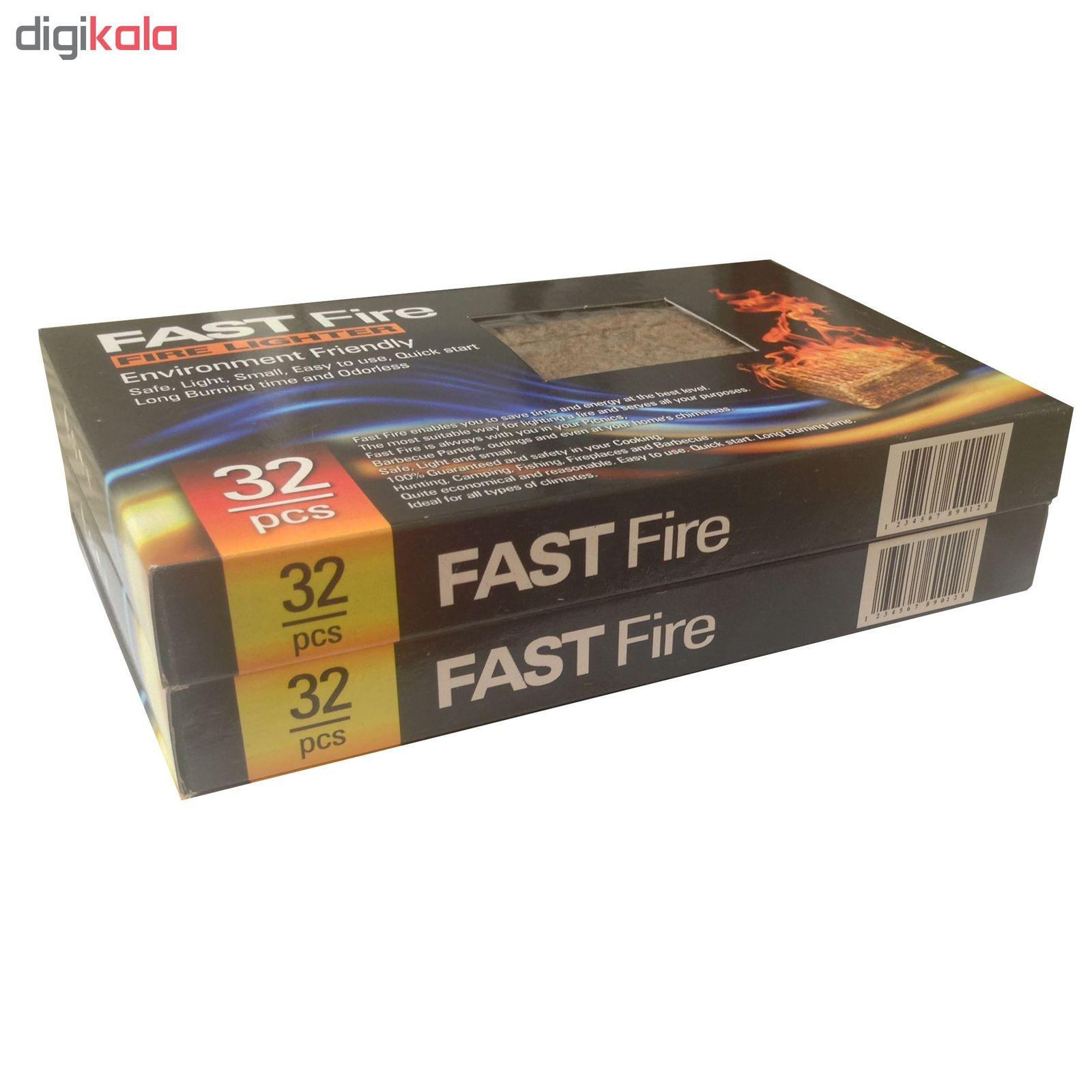 آتش زنه فست فایر مدل p2 مجموعه 2 عددی main 1 2