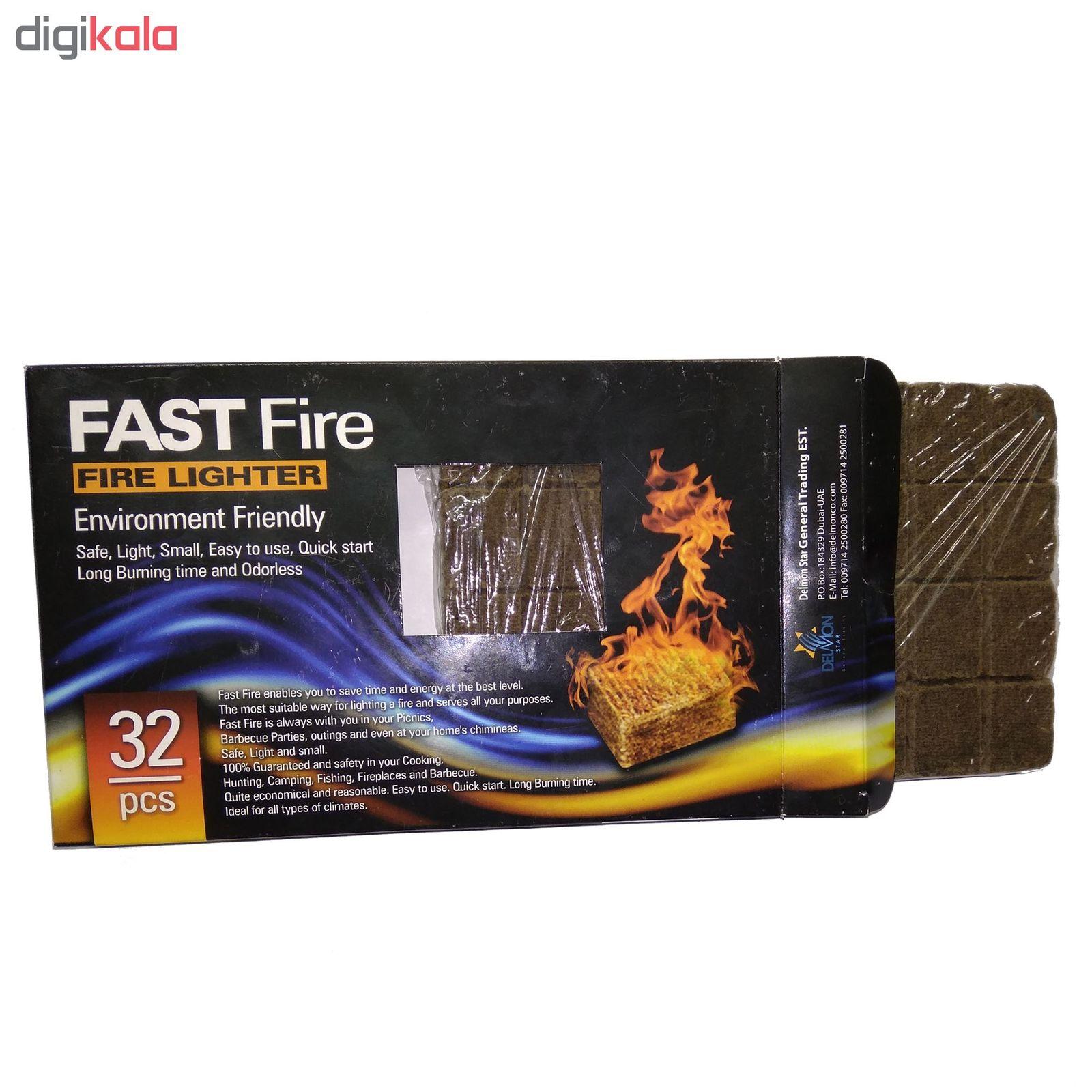 آتش زنه فست فایر مدل p2 مجموعه 2 عددی main 1 3