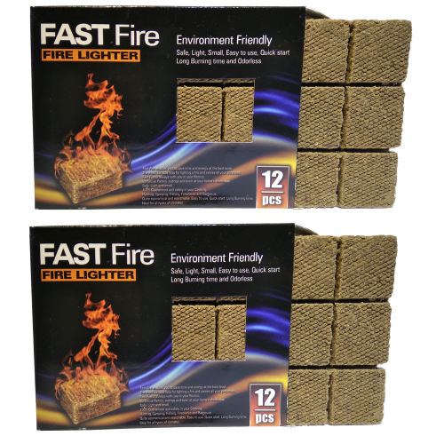 آتش زنه فست فایر مدل p3 مجموعه 2 عددی