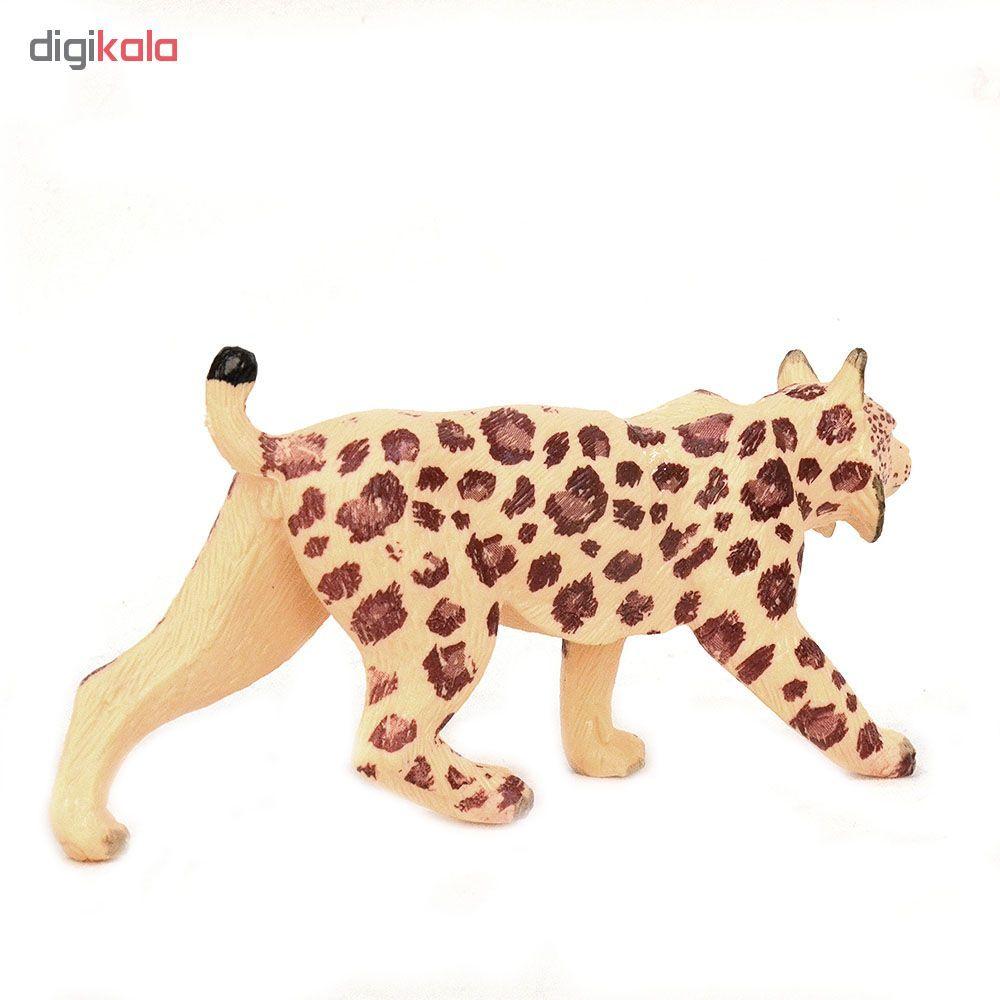 فیگور طرح گربه وحشی مدل Wildcat 928