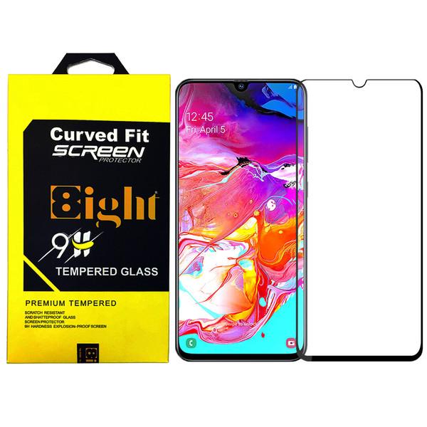 محافظ صفحه نمایش ایت مدل FG مناسب برای گوشی موبایل سامسونگ Galaxy A70