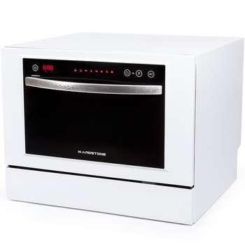 ماشین ظرفشویی رومیزی هاردستون مدل DWM0601   Hardstone DWM0601 Countertop Dishwasher