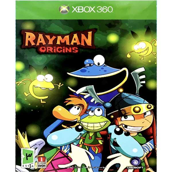 بازی rayman origins مخصوص xbox360