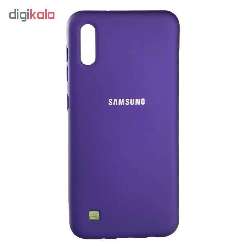 کاور مدل Si2 مناسب برای گوشی موبایل سامسونگ Galaxy A10 main 1 5