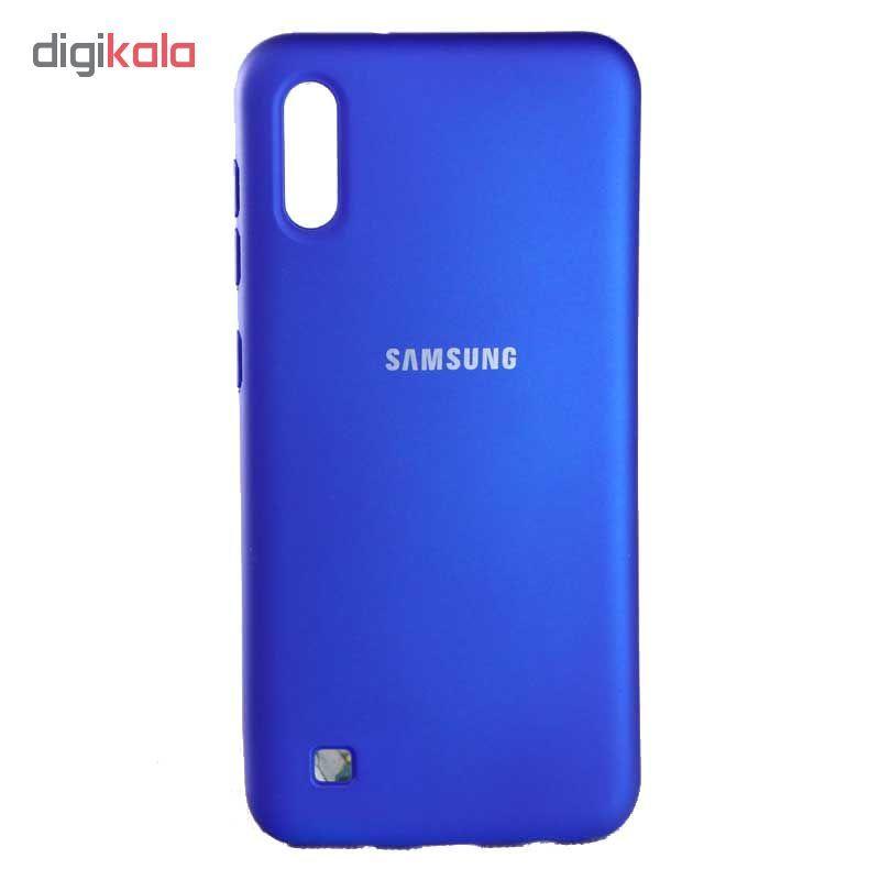 کاور مدل Si2 مناسب برای گوشی موبایل سامسونگ Galaxy A10 main 1 7