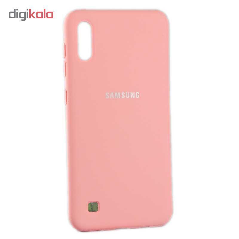 کاور مدل Si2 مناسب برای گوشی موبایل سامسونگ Galaxy A10 main 1 8