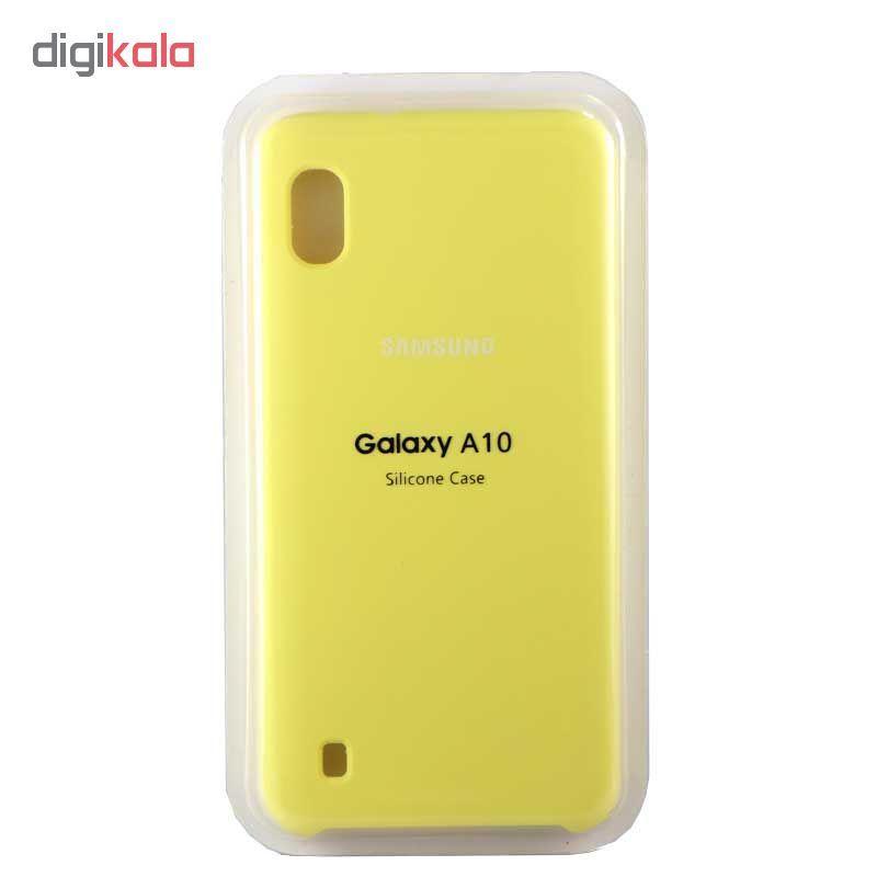 کاور مدل Si2 مناسب برای گوشی موبایل سامسونگ Galaxy A10 main 1 12