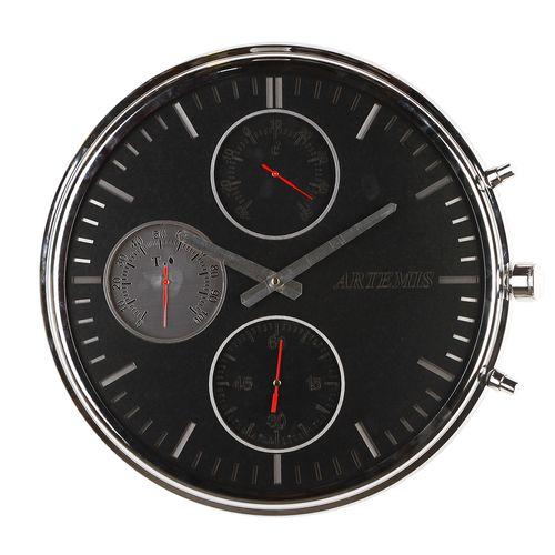 ساعت دیواری آرتمیس مدل TIK-2020 کد B900-DLT