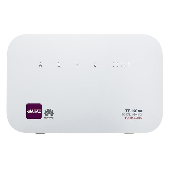 مودم TD LTE وینکس مدل TF-i60 به همراه 490 گیگابایت اینترنت یک ساله
