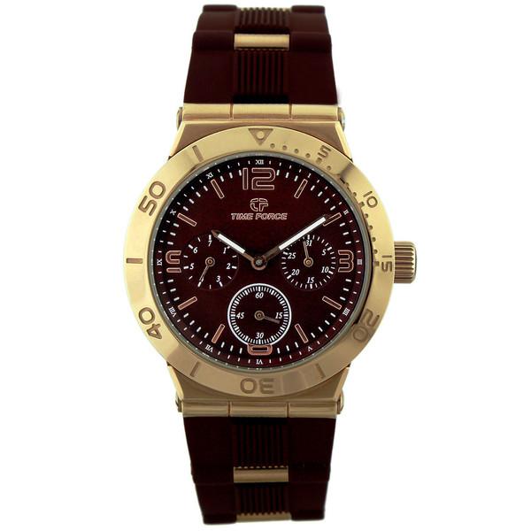 ساعت مچی عقربه ای زنانه تایم فورس مدل TFA5014LR06