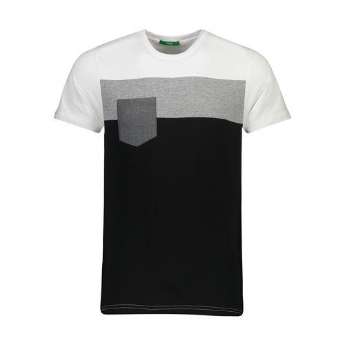 تی شرت مردانه آر ان اس مدل 1131108-01