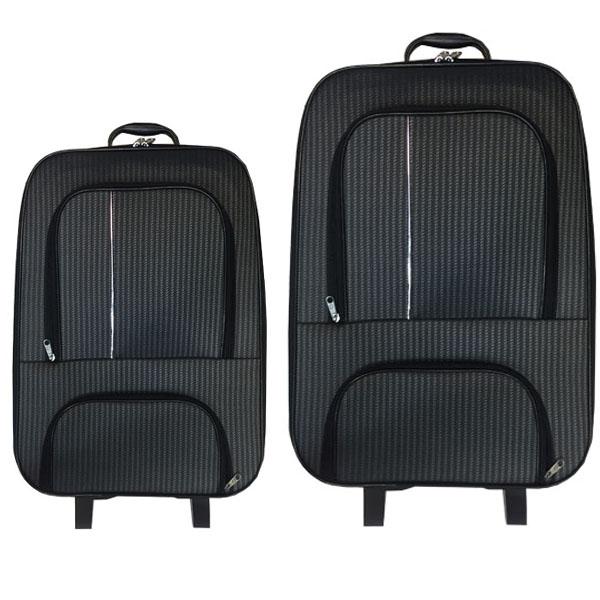 مجموعه دو عددی چمدان مدل  پرواز