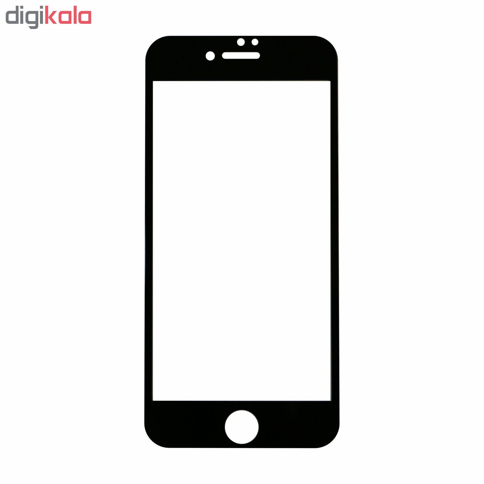 محافظ صفحه نمایش 5D مدل iPG8P01 مناسب  برای گوشی موبایل اپل IPhone 7 plus/8 plus  main 1 1