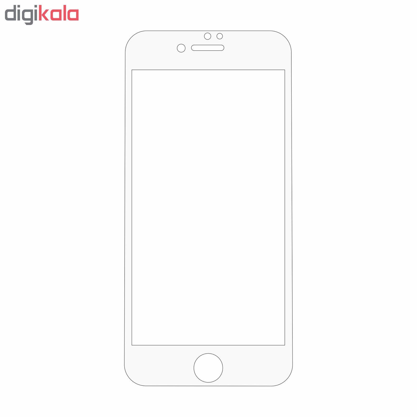 محافظ صفحه نمایش 5D مدل iPG8P01 مناسب  برای گوشی موبایل اپل IPhone 7 plus/8 plus  main 1 2
