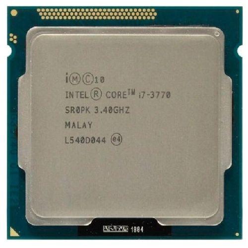 پردازنده مرکزی اینتل سری Ivy Bridge مدل Core i7-3770 Tray