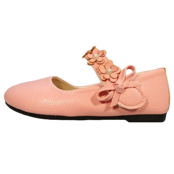 کفش دخترانه مدل FLOWER_PIDM12