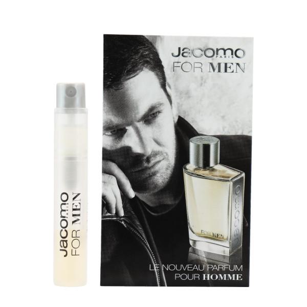 عطر جیبی مردانه جاکومو مدل Pour Homme حجم 1 میلی لیتر